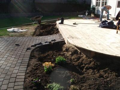 platting i hele hagen